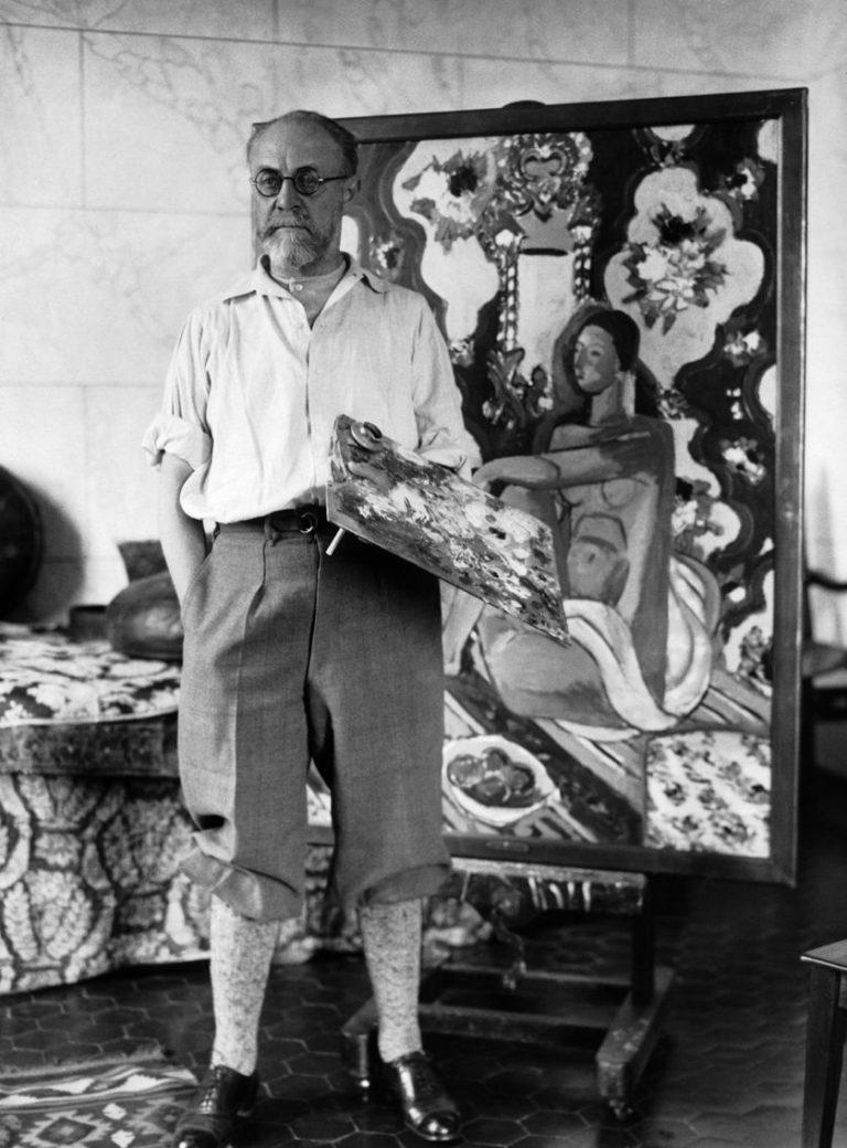 Portrait Matisse