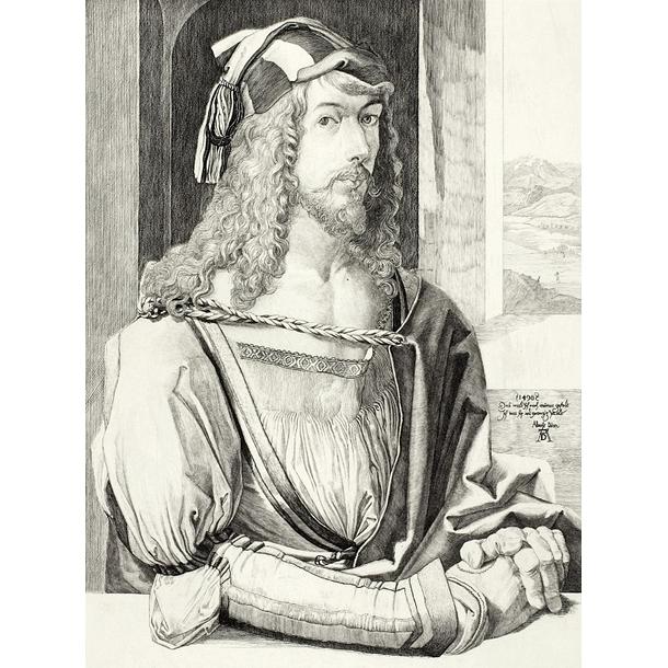 Portrait Durer